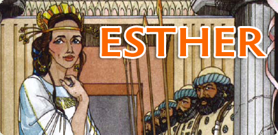The Story of Esther Comic Book